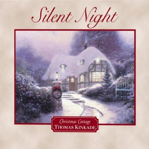 Silent Night by Thomas Kinkade - Thomas Kinkade Silent Night