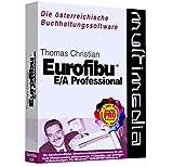 Eurofibu E/A 2017 Professional: Die mandantenfähige Einnahmen-/Ausgabenrechnung für Windows Vista / 7 / 8 / 10