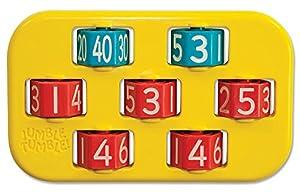 Inspirational Classrooms 3123307 - Figura Decorativa de Juguete Educativo, diseño de números