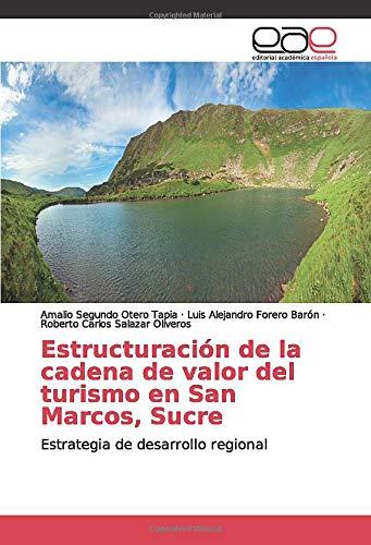 Estructuración de la cadena de valor del turismo en San Marcos, Sucre: Estrategia de desarrollo regional