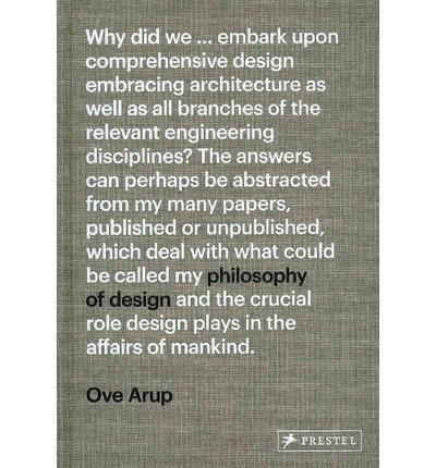 [(Ove Arup: Philosophy of Design)] [ Edited by NIgel Tonks ] [December, 2012] por NIgel Tonks