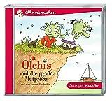 Die Olchis und die grosse Mutprobe (CD): Ungekürzte Lesung, 30 min. Die Olchis und die grosse Mutprobe und eine weitere Geschichte (CD)