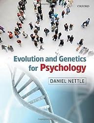 Evolution and Genetics for Psychology by Daniel Nettle (2009-06-28)