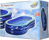 Simex Sport Badebecken StTropez 240, blau/mint, 46256