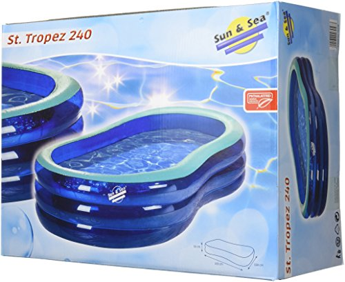 Schwimmbecken aufblasbar - Simex Sport - 46256