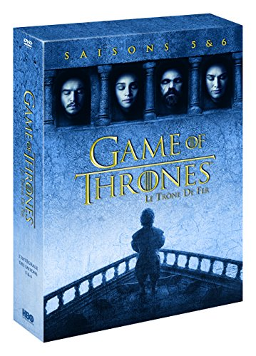 Game Of Thrones - Saisons 5 & 6 DVD