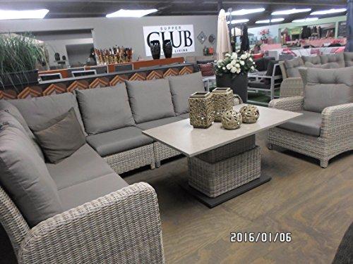 Gartenmöbel Eckbank Soho Beach Lounge 3 Sofas 1 Tisch Höhenverstellbar  Bestellen