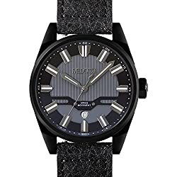 MEDOTA Caelum Men's Automatic Water Resistant Analog Quartz Watch - No. 1404