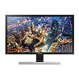 "Samsung 28"" UE590 UHD 4K 1ms FreeSync HDMI+DP 1 Milyar renk Gaming Monitör"