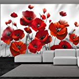 murando - Fototapete 350x256 cm - Vlies Tapete - Moderne Wanddeko - Design Tapete - Wandtapete - Wand Dekoration - Blumen 10110906-23