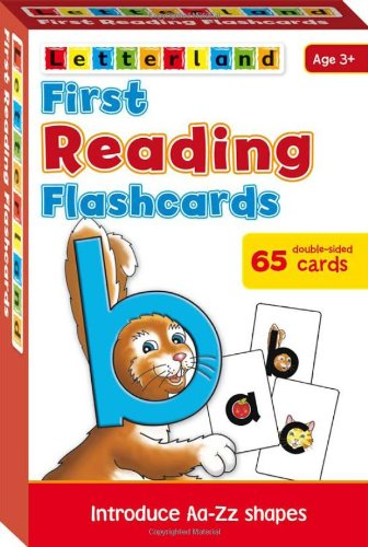 First Reading Flashcards (Letterland S.) - Flashcard Ds