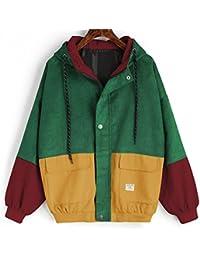 Amazon.es: Ropa de abrigo - Mujer: Ropa: Chaquetas, Abrigos, Chalecos y mucho más