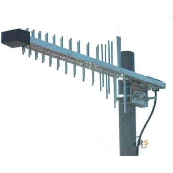 WITTENBERG Antennen + Technik GmbH Duo Set Lat 22LTE antenna incl. 2x 10M Cable