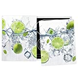 Bilderwelten Protezione Stufa ad induzione in vetroceramica temperato Refreshing Lime 52x80cm