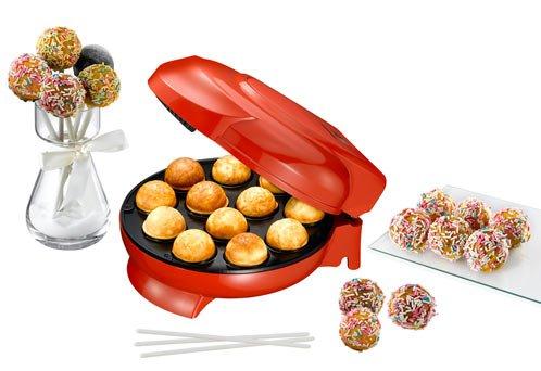Melissa 16250023 babycakes Kuchen am Stil Pop Cake Maker 1100 Watt