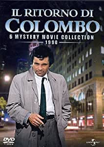 colombo 6 mystery movie collection 3 dvd box set