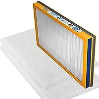 Swirl filtre de remplacement Lot 14pour Vallox Heine Homme, 6762926