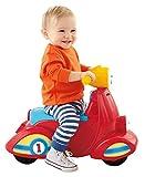 Fisher-Price Laugh & Learn Kinder-Rutschfahrzeug, Smart-Stages-Technologie für den Lernspaß