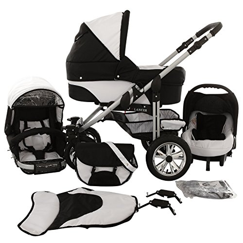 platzsparende kinderwagen die in jedes auto passen. Black Bedroom Furniture Sets. Home Design Ideas