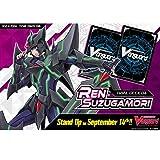 Cardfight Vanguard VGE-V-TD04-EN Trial Deck - Ren Suzugamori, Mehrfarbig