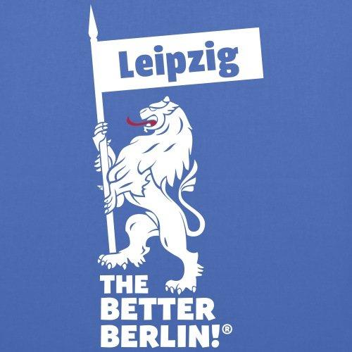 Spreadshirt Leipzig Stoffbeutel Hellblau