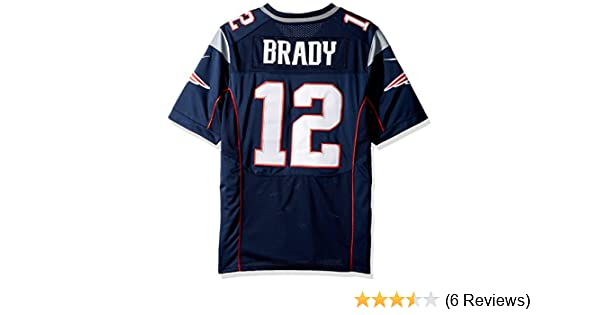 9ee5100e9 NIKE NFL NEW ENGLAND PATRIOTS TOM BRADY AMERICAN FOOTBALL GAME JERSEY IN  NAVY BLUE (XL)  Amazon.co.uk  Sports   Outdoors