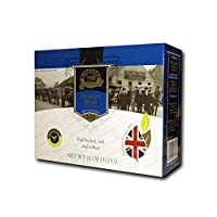 Ringtons Tea, Breakfast Blend, 100-Count, Black Tea Bags