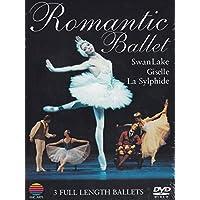 Romantic Ballet: Swan Lake, Giselle, La Sylphide