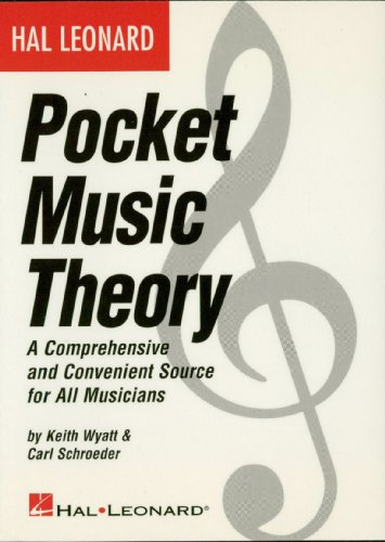 Hal Leonard Pocket Music Theory: A Comprehensive and Convenient Source for All Musicians (English Edition)
