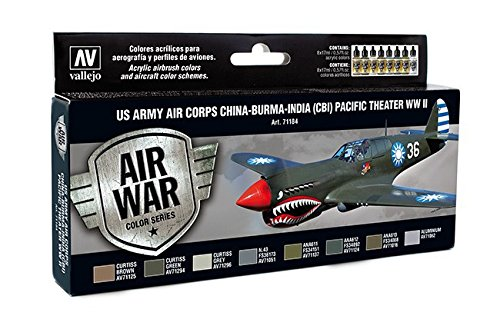 vallejo-model-air-set-us-army-corps-china-burma-india-cbi-pacific-theaterwwii