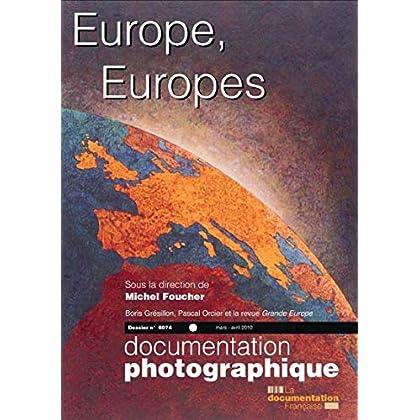 Europe, Europes (Documentation photographique n.8074)
