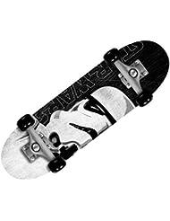 Stamp Star Wars Skateboard Garçon, Noir