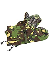 BRITISH ARMY ISSUED CAMO DPM GORETEX OUTER MITTENS GRADE 1