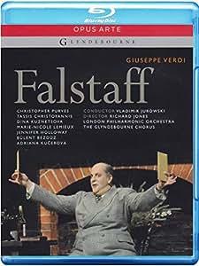 Verdi - Falstaff [Blu-ray]