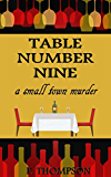 Table Number Nine (a small town murder Book 1)