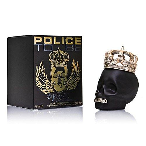 Police To Be The King Eau De Toilette Vaporisateur 75ml