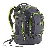 Satch Schulrucksack Pack Phantom 802 grün-grau