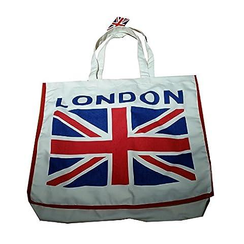Motif Union Jack London Sac de transport/sac