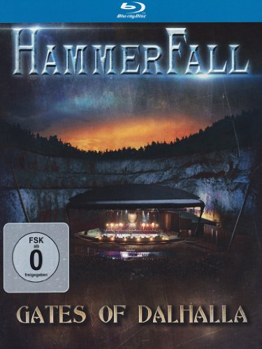 Hammerfall - Gates of Dalhalla(+2CD)