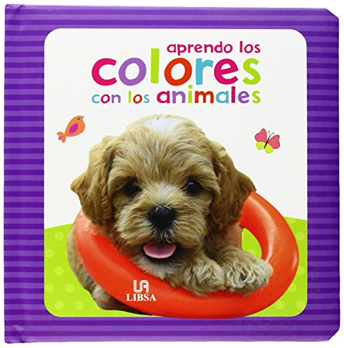 Aprendo los colores con los animales/Learn colors with animals por Libsa