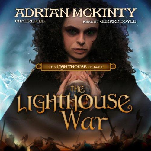 The Lighthouse War  Audiolibri