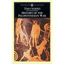 History of the Peloponnesian War (Penguin Classics)