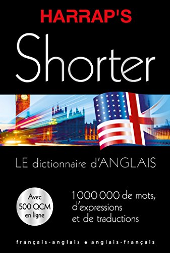 Harrap's shorter dictionnaire Anglais par Collectif
