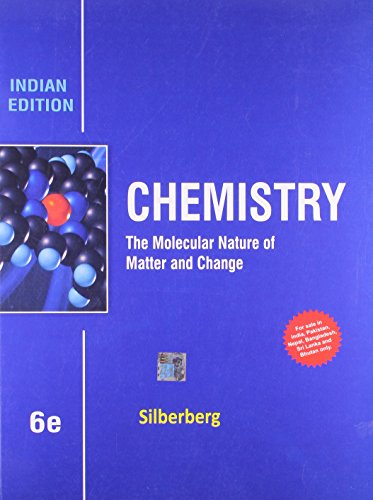 Chemistry : The Molecular Nature of Matter and Change 6th Edition