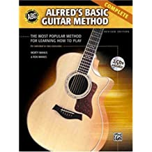 Alfred's Basic Guitar Method- Complete (Revised Edition)