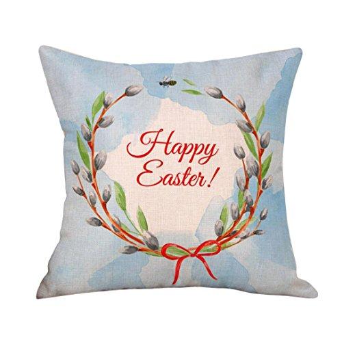 Jamicy Moda Pasqua stile Lino divano-letto della decorazione della casa federa K