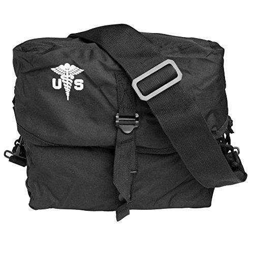 G8DS® US Medical Kit Bag Sanitäter Army bag Tasche Umhängetasche schwarz