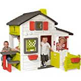 Smoby Spielhaus Polyester/Kunststoff Bunt