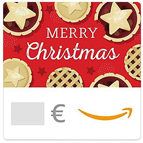 Digitaler Amazon.de Gutschein (Merry Christmas (Weihnachtsgebaeck))