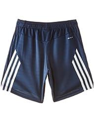 adidas Shorts Predator Training - Pantalones cortos de fútbol para niño, color azul, talla 116 cm